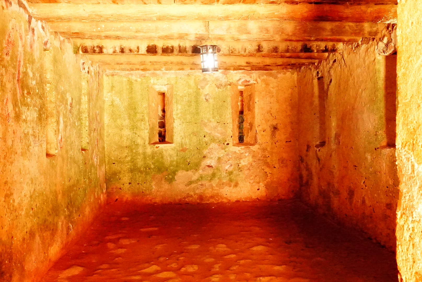 奴隷の家の奴隷部屋